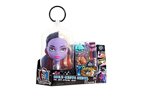 Monster High Purple Styling Head Doll