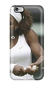 Slim Fit Tpu Protector Shock Absorbent Bumper Serena Williams Tennis Case For Iphone 6 Plus