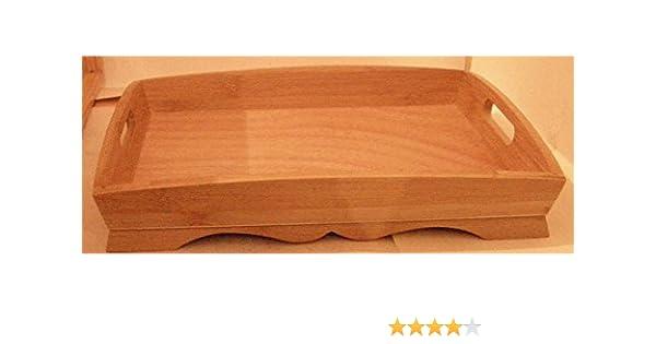Tray 32x25cm 4cm H Superior Quality Wood