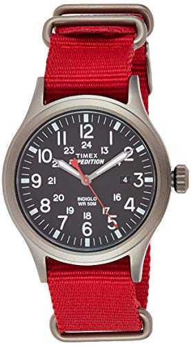 Timex Expedition Scout Slip-Thru Watch