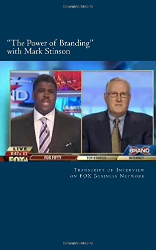 Download The Power of Branding: Transcript of Interview on FOX Business Network pdf