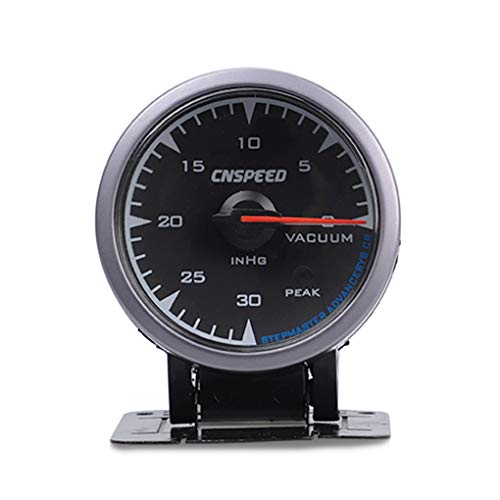 Lindahaot Car Turbo Boost Gauge 60mm: Electronics