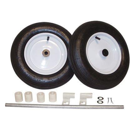 Marathon Two Tire Wheelbarrow Conversion Kit For Sale