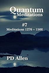 Quantum Meditations #7