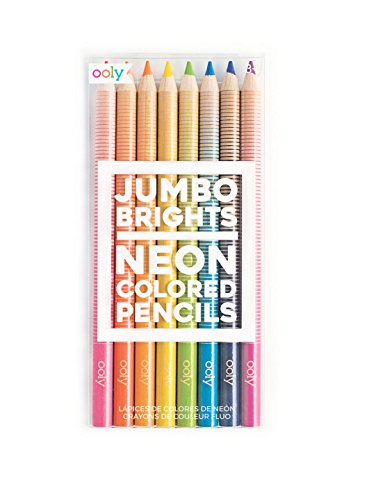 OOLY Jumbo Brights Colored Pencils product image