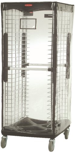 Rubbermaid Commercial ProServe Rack Cover, Clear, FG9F9000CLR by Rubbermaid Commercial Products