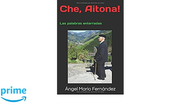 Che, Aitona!: Las palabras enterradas (Spanish Edition): Angel Mario Fernandez: 9781549796364: Amazon.com: Books