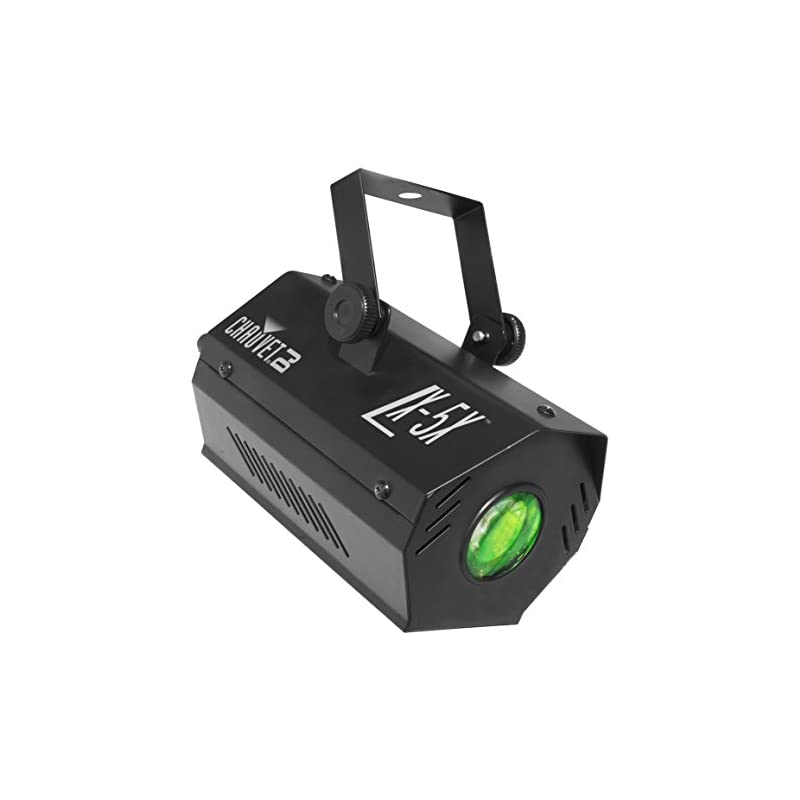 CHAUVET DJ LX-5X Plug-and-Play LED Moonflower Effect Light | Special Effects