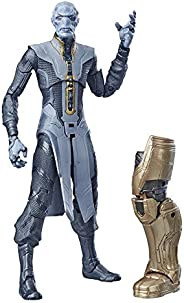 "Avengers Hasbro Marvel Legends Series Endgame 6"" Ebony Maw Marvel Cinematic Universe Collectible Fan F"