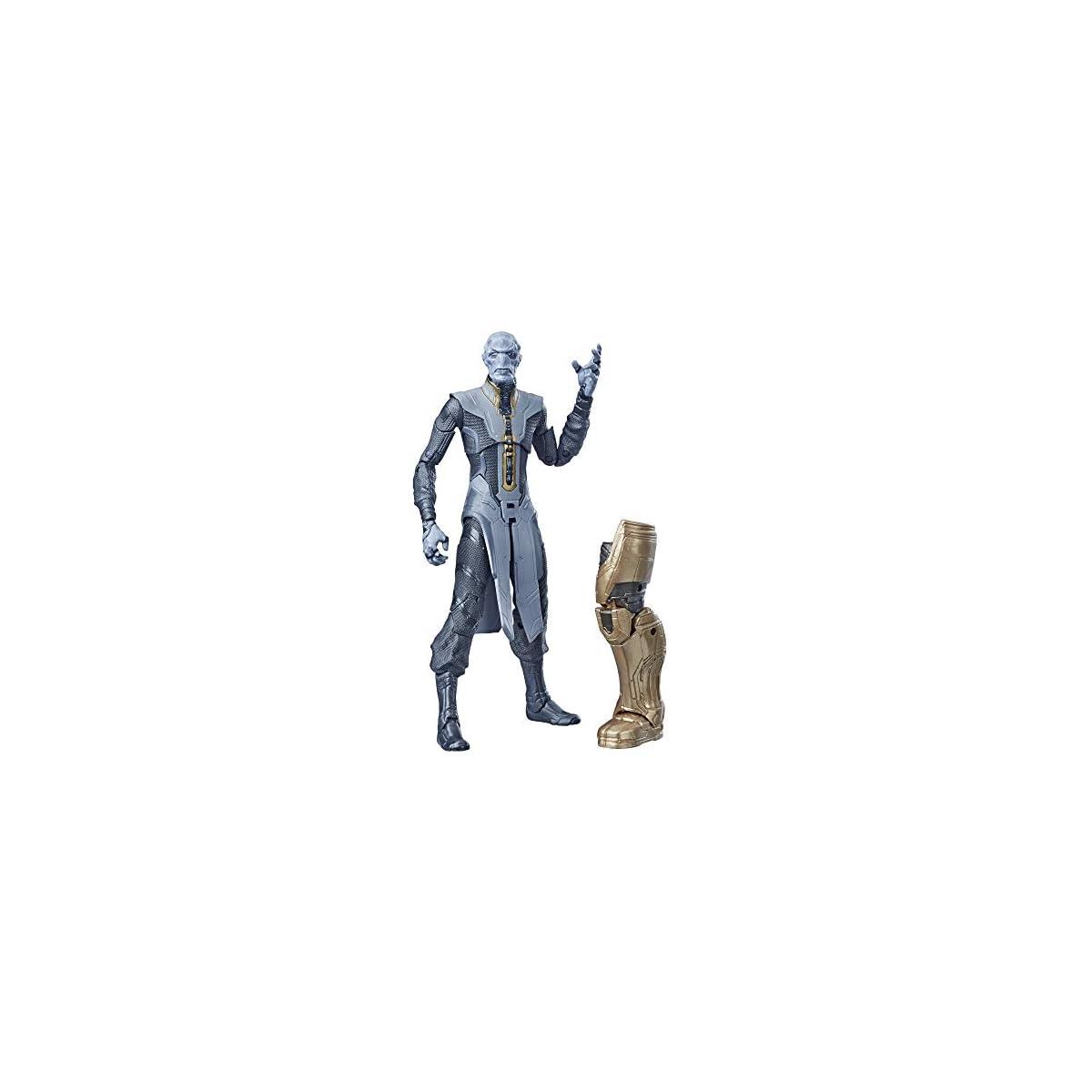 "SaleProductsOffer - No.1 Best Online Store 41ndBIQgakL Avengers Hasbro Marvel Legends Series Endgame 6"" Ebony Maw Marvel Cinematic Universe Collectible Fan Figure"