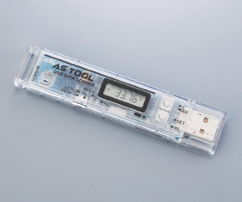アズワン2-7963-02温湿度データロガーRX-350TH B07BD2Z8SP