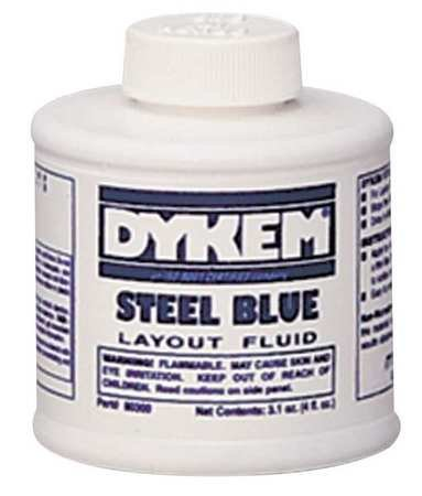 Layout Fluid, Steel Blue, 4 Oz