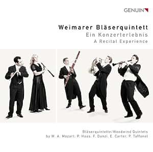 Weimar Woodwind Quintet - A Recital Experience