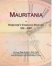 Mauritania: Webster's Timeline History, 152 - 2007