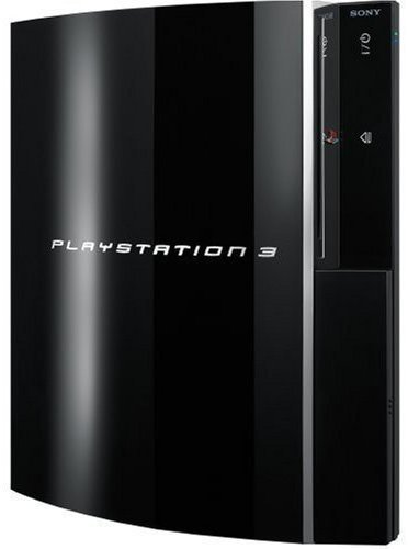 PlayStation 3 80GB System (Certified Refurbished)