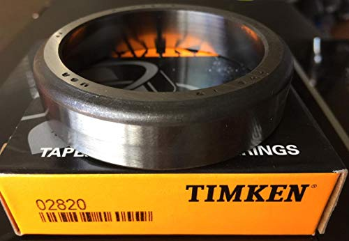 Timken 02820 Differential Bearing Race Front or Rear Inner Interior Inside