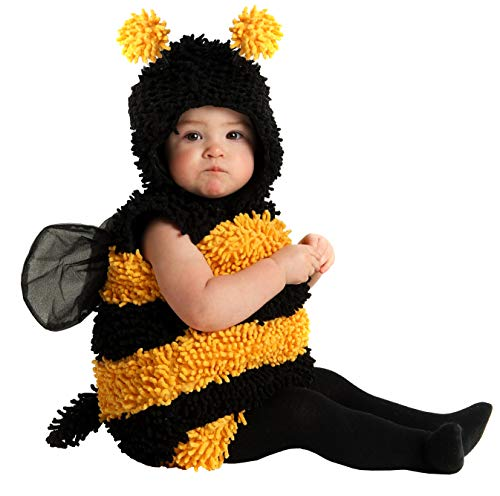 Princess Paradise Baby's Stinger The Bee Deluxe Costume, As Shown, 18M/2T]()