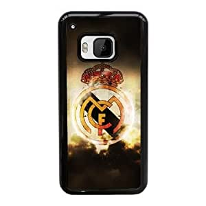 HTC One M9 Cell Phone Case Black Real Madrid ST1YL6745788