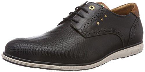 Schwarz Black Pantofola Uomo Derby Stringate Scarpe d'Oro Sangro Low 25y 7TBCqw0OT