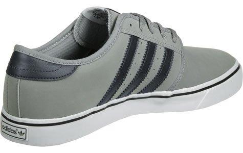 adidas Hombre Hombre Seeley Seeley gris adidas Zapatillas Zapatillas fUSRf7