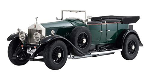 Kyosho Rolls Royce Phantom I Green with Black Interior 1/18 Diecast Model Car