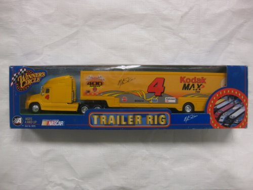 Nascar Mike Skinner #4 Kodak Racing Team '02 Hauler / Transporter Looney ()