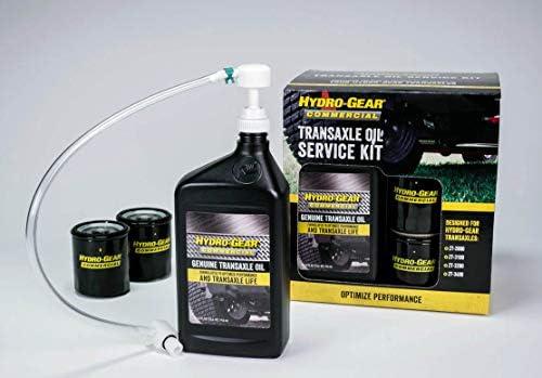 Hydro-Gear Kit de Servicio de Aceite de Repuesto Original ...
