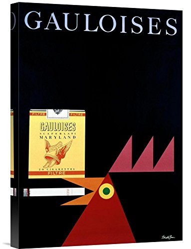 global-gallery-gcs-294604-22-142-donald-brun-gauloises-gallery-wrap-giclee-on-canvas-wall-art-print