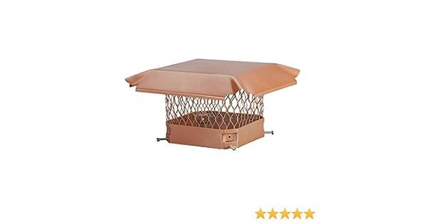 Draft King CP913 - Tapa de chimenea (cobre): Amazon.es: Bricolaje ...