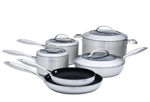 Scanpan 65100000 CTX 10-Piece Deluxe Set ()