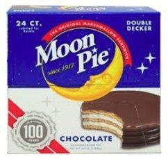 Moon Pie Double Decker Chocolate - 24ct. Box