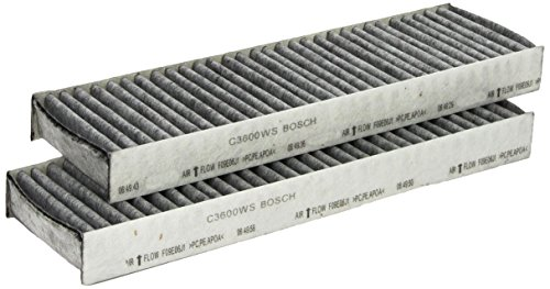 Bosch C3600WS / F00E369806 Carbon Activated Workshop Cabin Air Filter