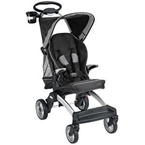 Mia Moda Cielo Evolution Compact Stroller, Nero (Discontinued by Manufacturer)