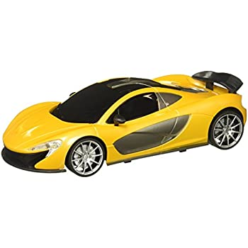 Velocity Toys 1:16 Scale RTR WFC McLaren P1 Remote Control Car With LED  Headlights