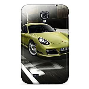 Cynthaskey Premium Protective Hard Case For Galaxy S4- Nice Design - Posrche