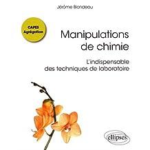 Manipulations de Chimie: l'Indispensable des Techniques