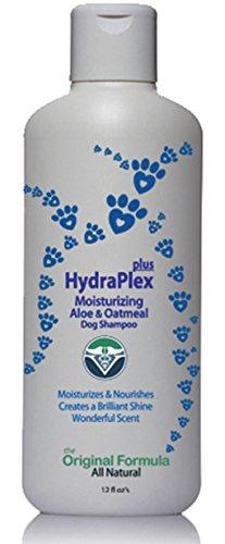 (Evolution Pets HydraPlex Plus Moisturizing Aloe & Oatmeal Dog Shampoo)