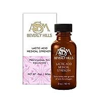 ASDM Beverly Hills 25% Lactic Acid Medical Strength 2oz