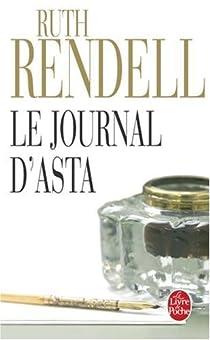 Le Journal d'Asta par Rendell