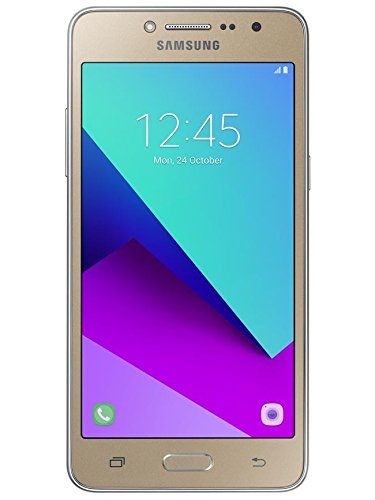 Samsung Galaxy J2 Prime 2016 Unlocked SM-G532M Duos 4G LTE US & Latin Bands (Gold) - International Version (Sim Galaxy Samsung Duo)