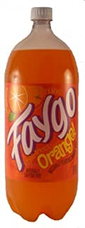 product image for Faygo Orange! Dee-licious Naturally Flavored Soda Pop 2 Liter Bottle by Faygo