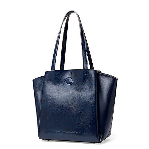 Pacchetto le casual donneBorsa borse selvatica e stile Grande capacit Portafogli in pelle tracolla a Aszhdfifi per hQBtdorCxs