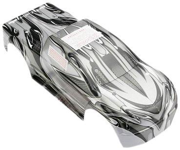 Traxxas 3911R E-Maxx (long wheelbase) ProGraphix Body with Decals