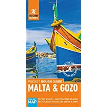 Pocket Rough Guide Malta