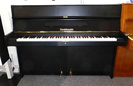 Piano marca Zimmermann – negro mate usado: Amazon.es ...