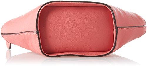 Guess Hobo, Borsa a Mano Donna, Arancione (Coral), 10x20.5x31 cm (W x H x L)