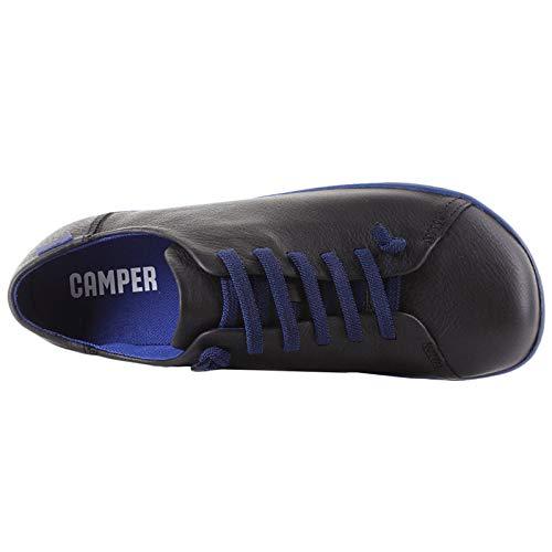 Cami Scarpe Oxford Peu Black Uomo Stringate Camper wT4n7xFBp