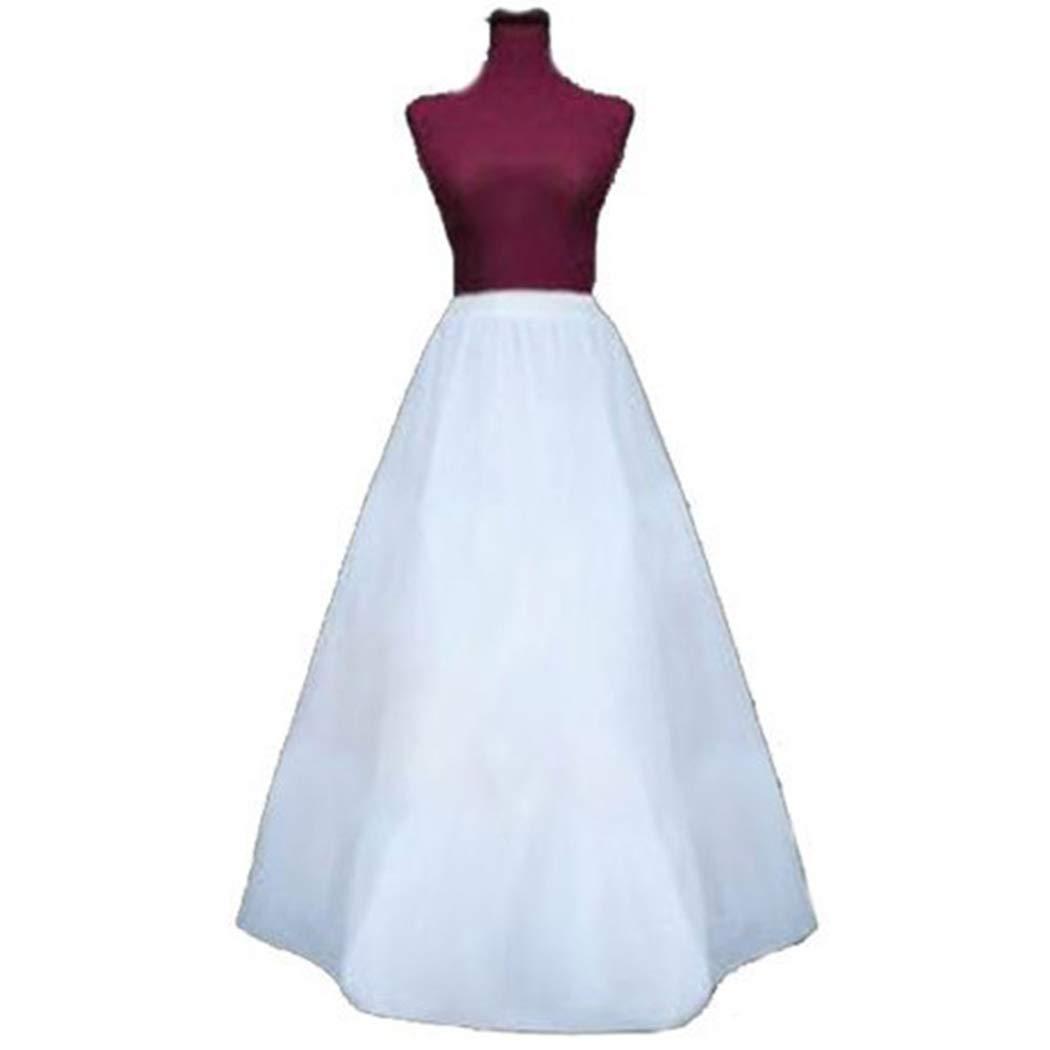Sacas A Line Layered Bridal Wedding Gown Crinoline Petticoat Slip At