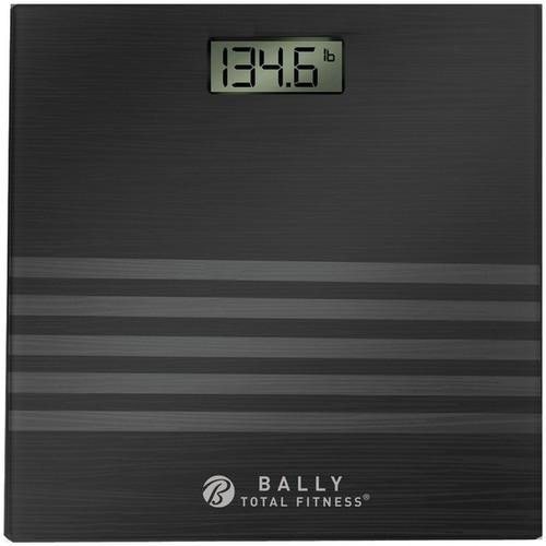 Price comparison product image BALLY BLS-7305-BLK Digital Bath Scale (Black) (BLS-7305-BLK)