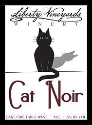 NV Liberty Vineyards & Winery Cat Noir Lake Erie 750mL